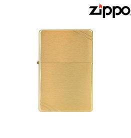 Zippo Vintage Brass Zippo
