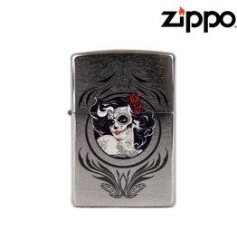 Zippo Day of the Dead Girl Zippo