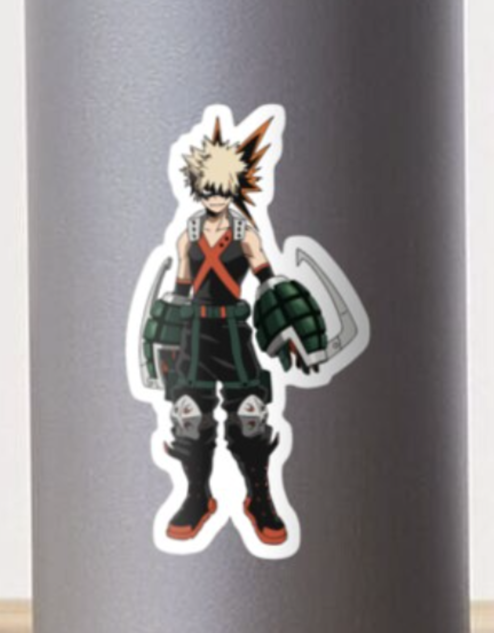 Bakugou Sticker