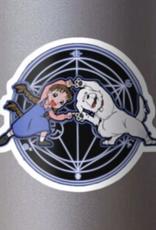 Fullmetal Fusion Sticker