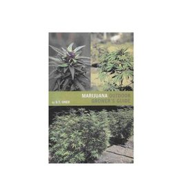 Marijuana Outdoor Growers Guide by S. T. Oner