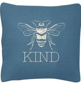 Square Pillow - Bee