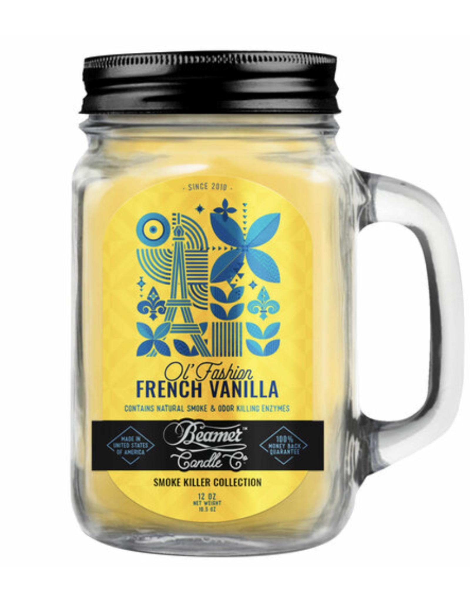 Beamer Candle Ol' Fashion French Vanilla 12 oz.