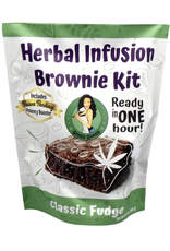 Green Queen Herbal Infusion Brownie Kit