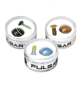 Pulsar Terp Slurper Screw & Marble 2-Piece Set