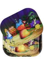 Alice Mushroom Roll N Go (3D) Metal Tray and 3D Mag Slap