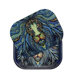Tribal Lion Roll N Go (3D) Metal Tray and 3D Mag Slap