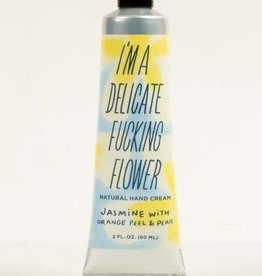 Fucking Flower Jasmine Hand Cream