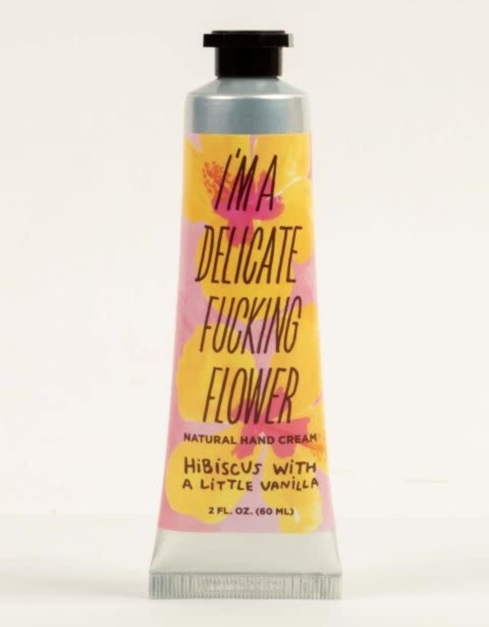 Fucking Flower Hibiscus Hand Cream