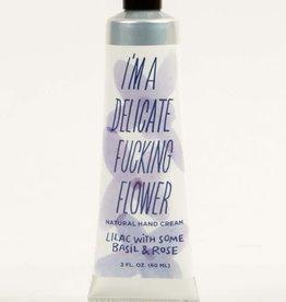Fucking Flower Lilac Hand Cream