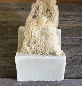Scrubbed Earth Soap (Loofah) by Soco Soaps