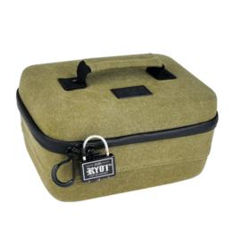 RYOT Safe Case Carbon Series Large 4.0L - Olive