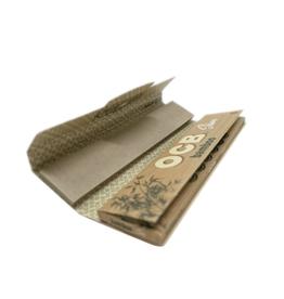 OCB OCB Bamboo Rolling Paper King Size Slim w/ Filter Tips