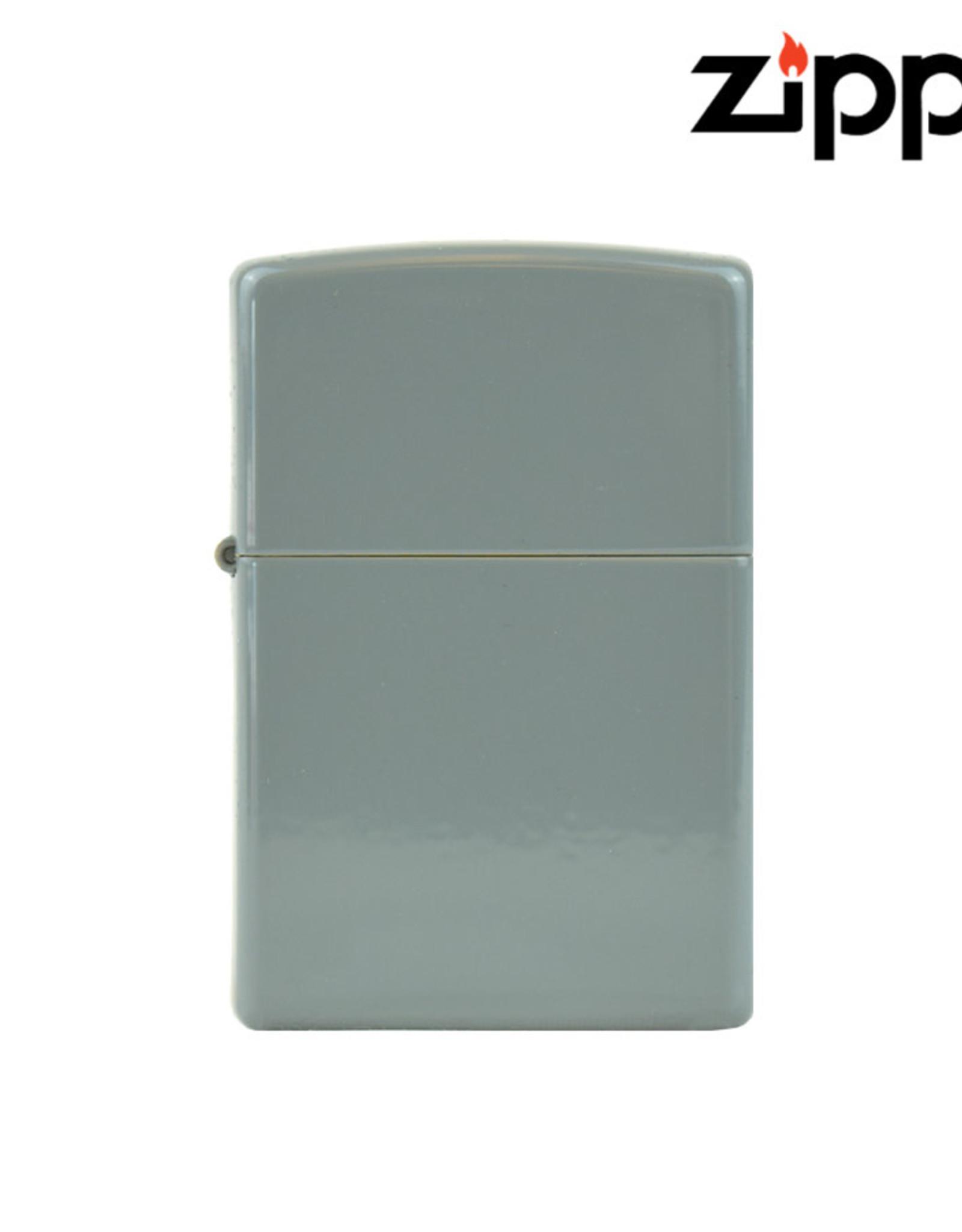 Zippo Flat Grey Zippo