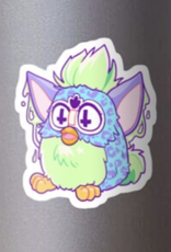Ee-kah Bay-bee Sticker