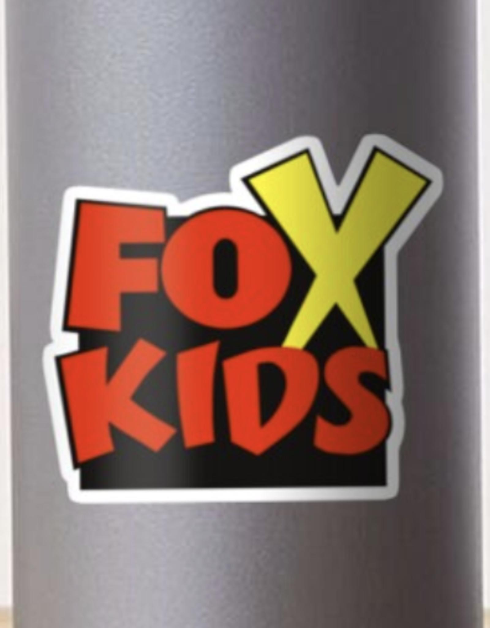 Fox Kids! Sticker