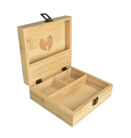 Wu-Tang Bamboo Stash Box