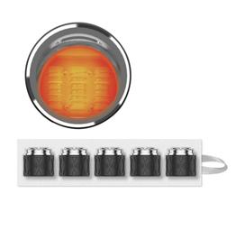 Yocan Yocan Rex Replacement Triple Quartz Coils (5 Pack)