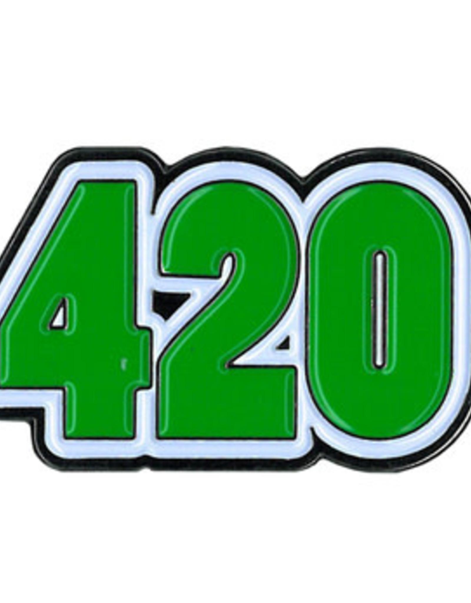 420 Enamel Pin