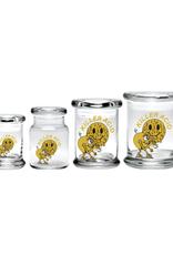 420 Science Pop Top Jar - Miles of Smiles