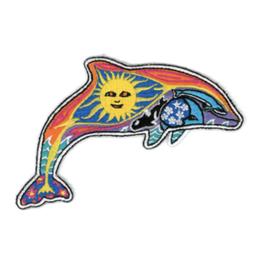 Dan Morris Dolphin Patch