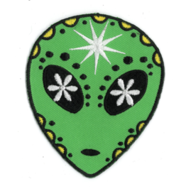 Sugar Alien Patch