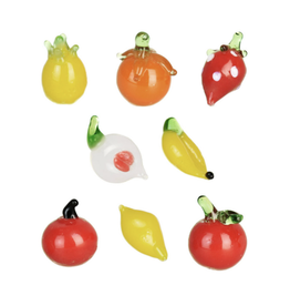 Pulsar Cute Fruit Terp Beads by Pulsar (Sold Individually)
