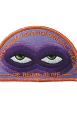 Crushing Psychological Weight Embroidered Patch by Retrograde Supply Co