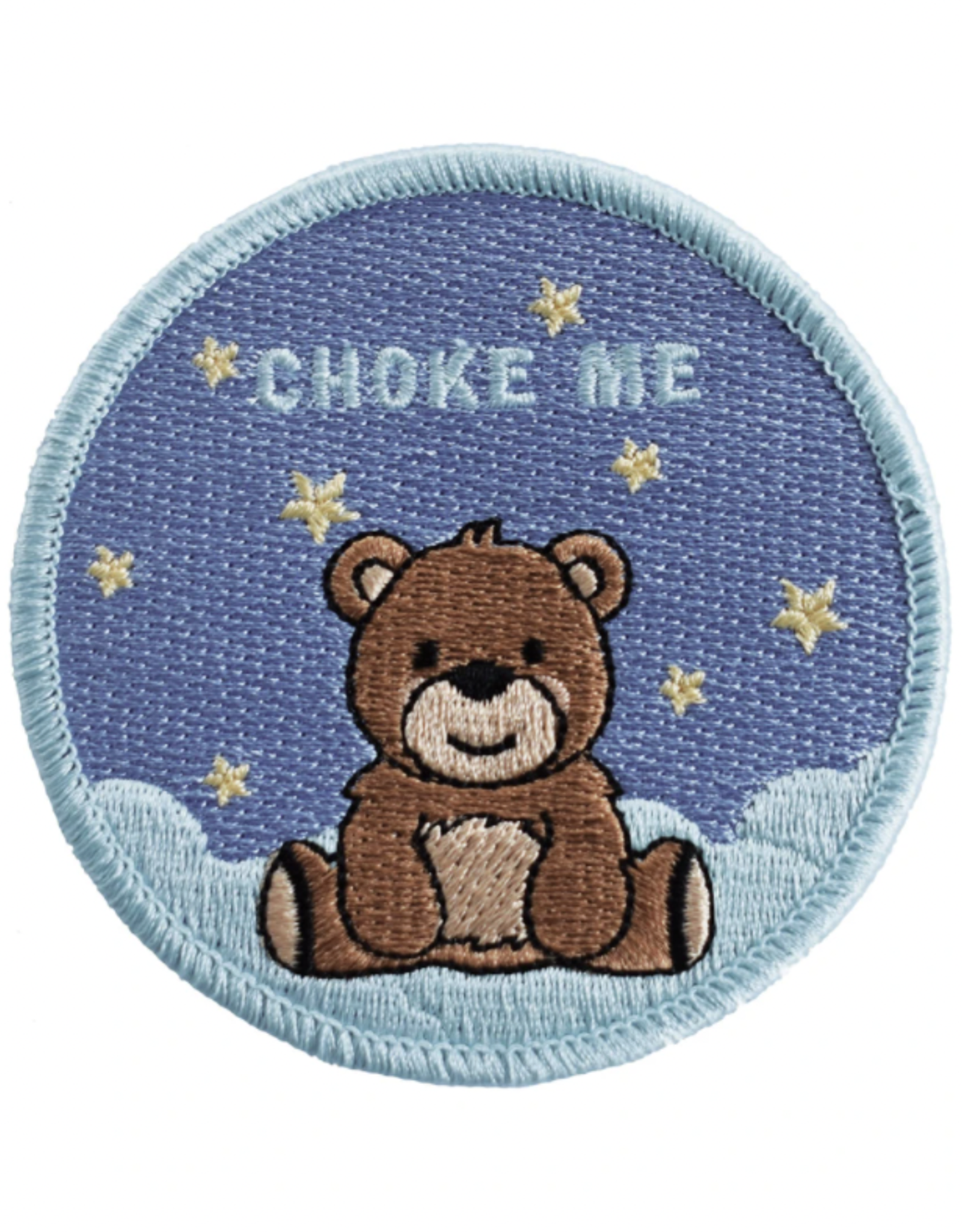 Choke Me Embroidered Patch by Retrograde Supply Co