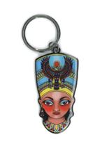 Sunny Buick Nefertiti Keychain