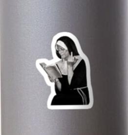 Rebel Nun Sticker