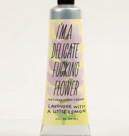 Fucking Flower Lavender Lemon Hand Cream