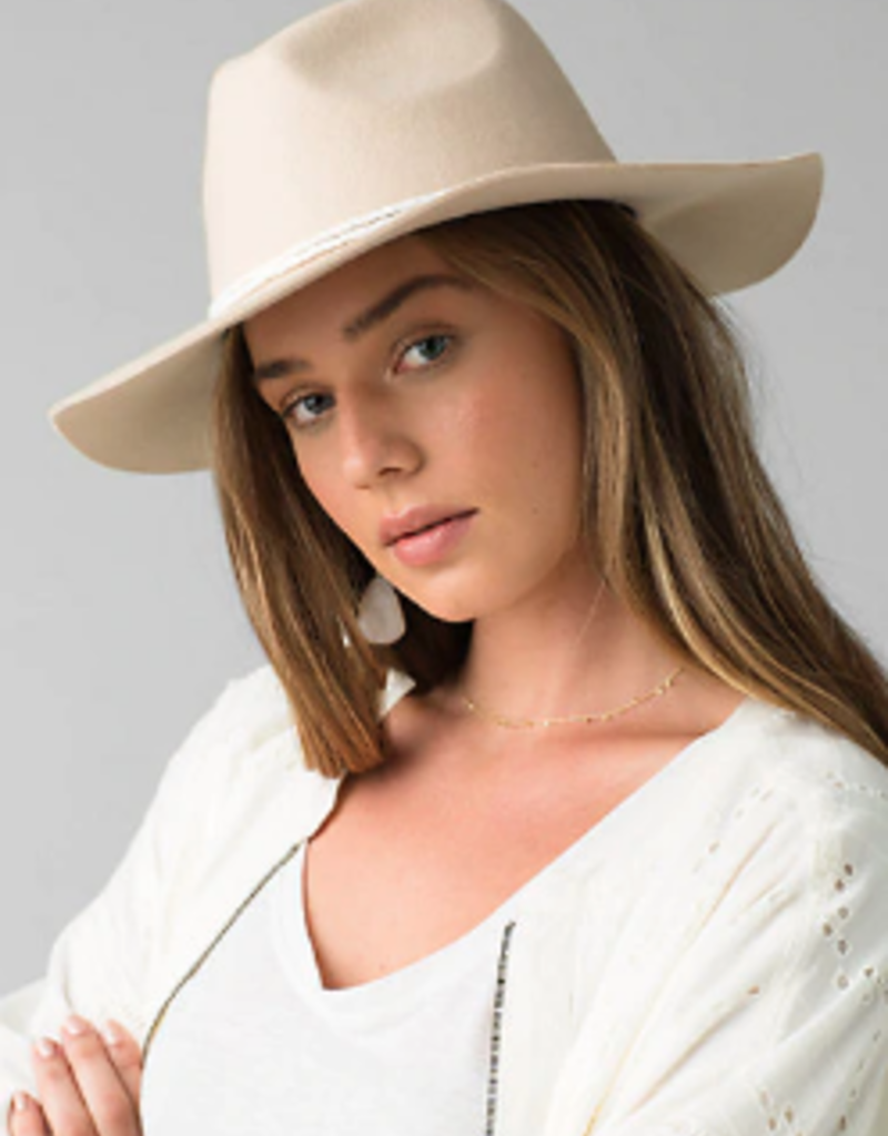 Prana Dakoda Wool hat