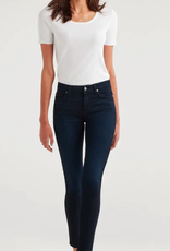 7 For All Mankind Seven for All Mankind Blaire High Waist skinny