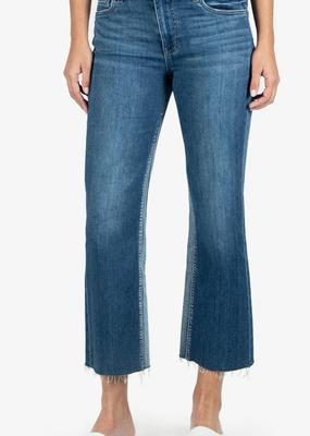 KUT Kut Kelsey Crop Flare Jeans