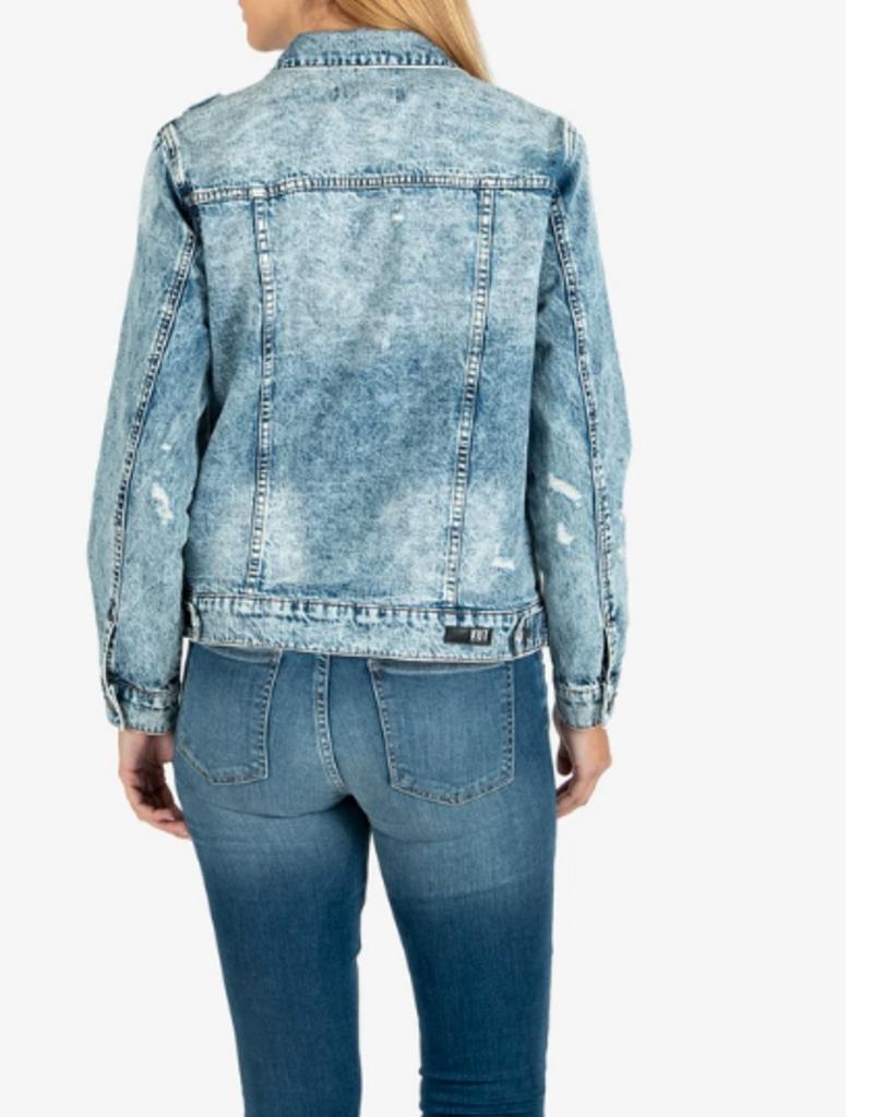 KUT KUT Emma Boyfriend Jacket