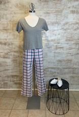 Mahogany Mahogany PJ pants in a bag - Flannel