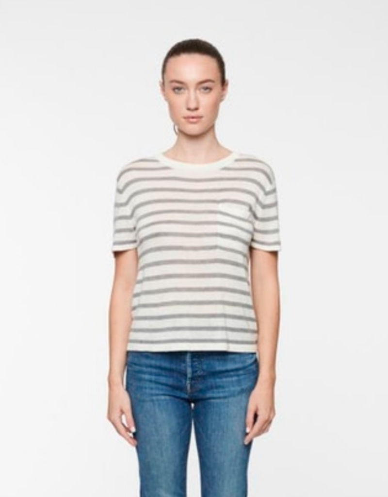Line the Label Line The Label Gitana SS Cashmere Top