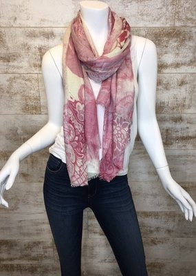 Moment Moment Scarf Brianna - Dusty Rose