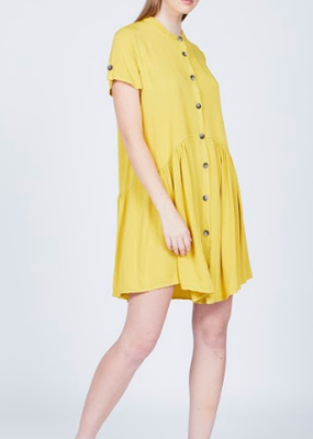 Pistache Pistache Tencel Dress
