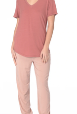 Paper Label Paper label Evelyn sweetheart tee