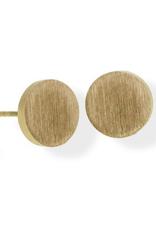JJ & RR JJ+RR Circle Stud Earring