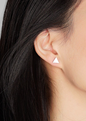 JJ & RR JJ+RR Triangle Earring