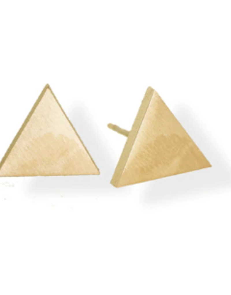 JJ & RR JJ+RR Triangle Earring