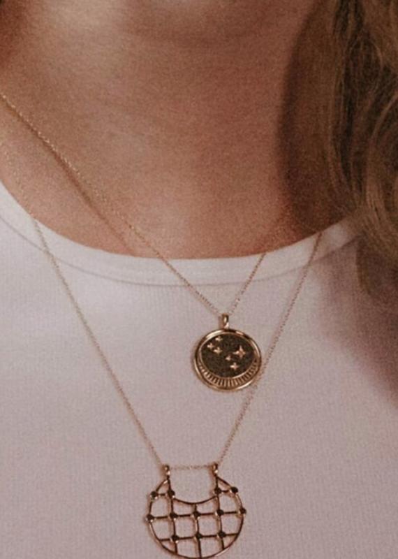Sarah Mulder Sarah Mulder Arya Short Necklace