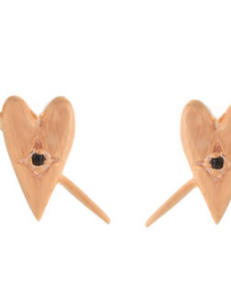 Sarah Mulder Sarah Mulder Celeste w Onyx Stud Earrings