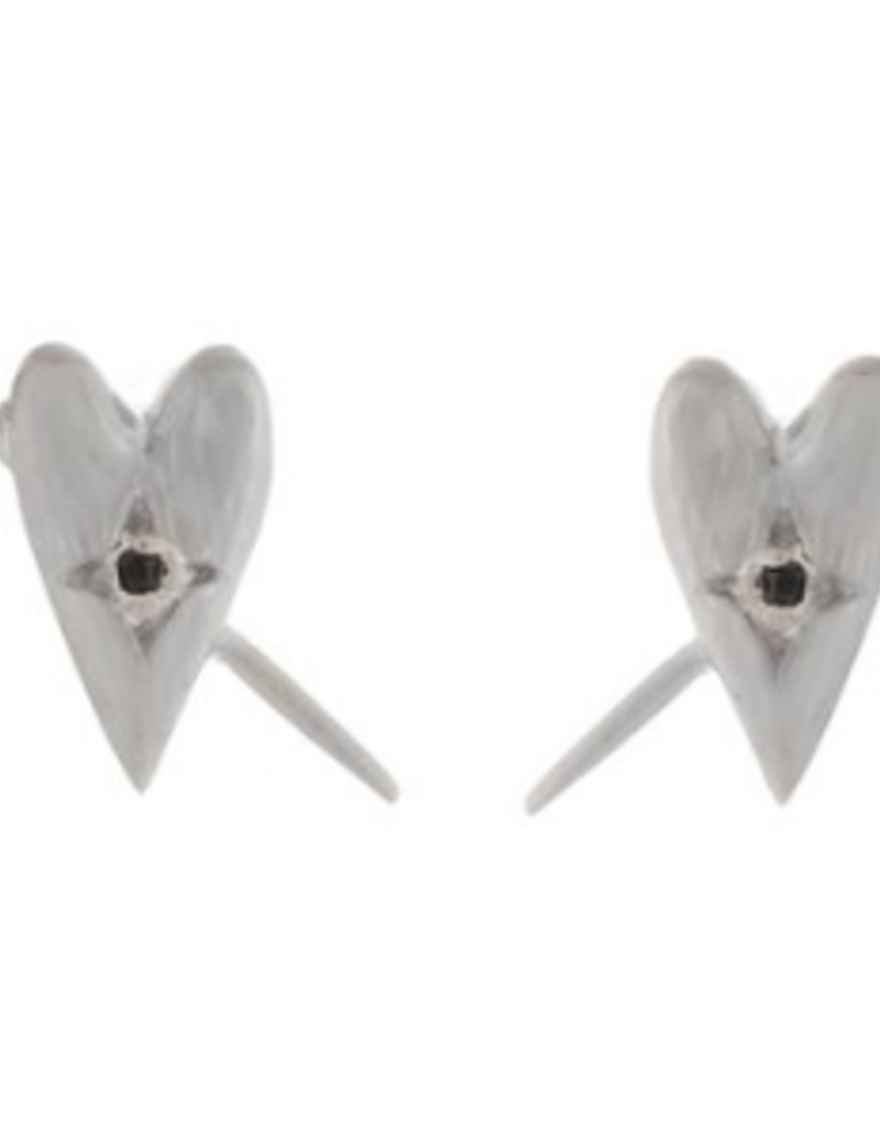 Sarah Mulder Sarah Mulder Celeste w Onyx Stud Earrings