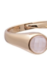 Sarah Mulder Sarah Mulder Emerg Ring - Gold w Rose Quartz Size 7