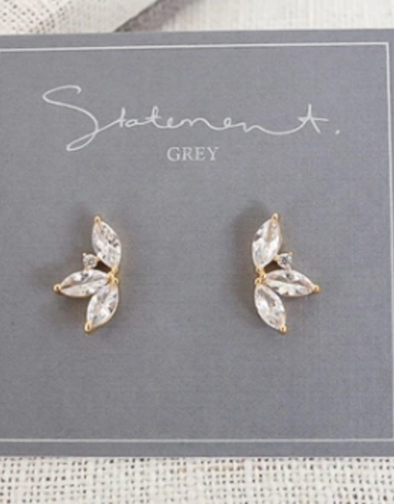 Statement Grey Statement Grey Delle Earring
