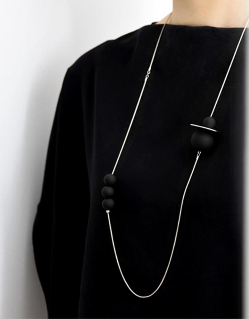 Pursuits Astro Long necklace